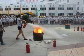 公司消防活动