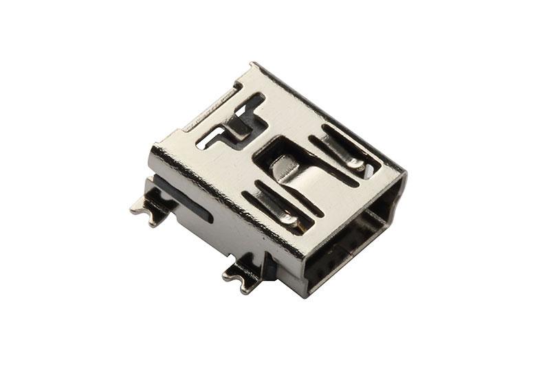 USB-MINI 5P-SMT-P